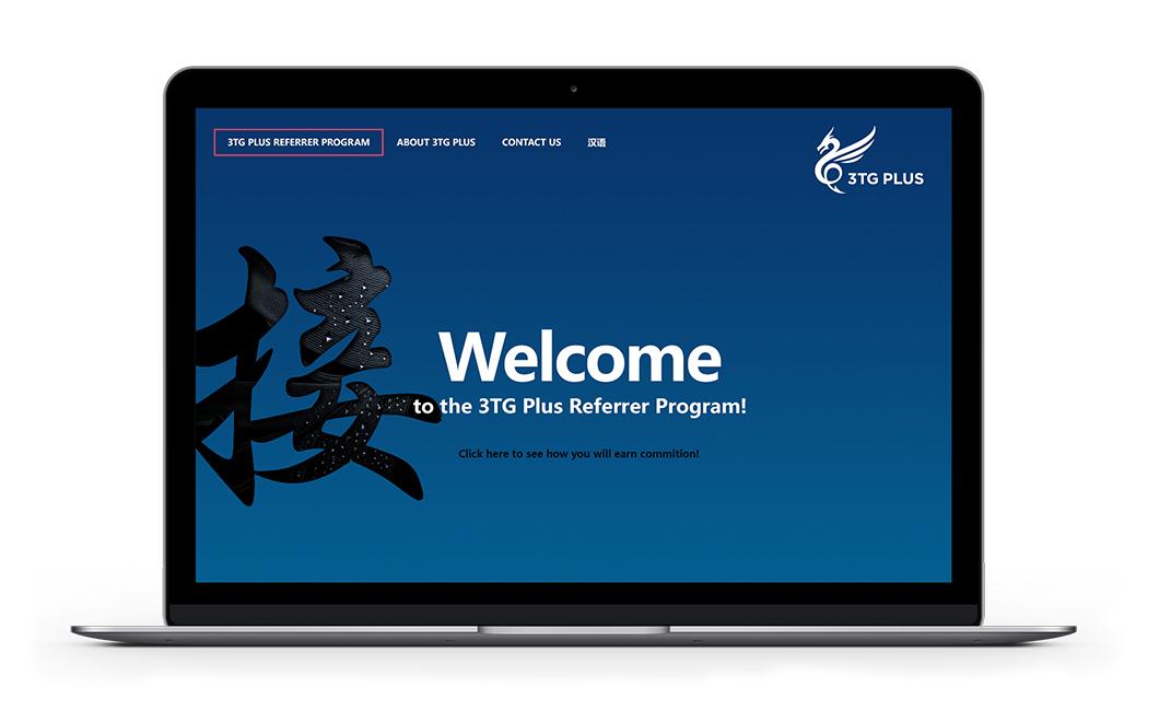 Graphasel Design Studio - 3TG Plus Weboldal - Online