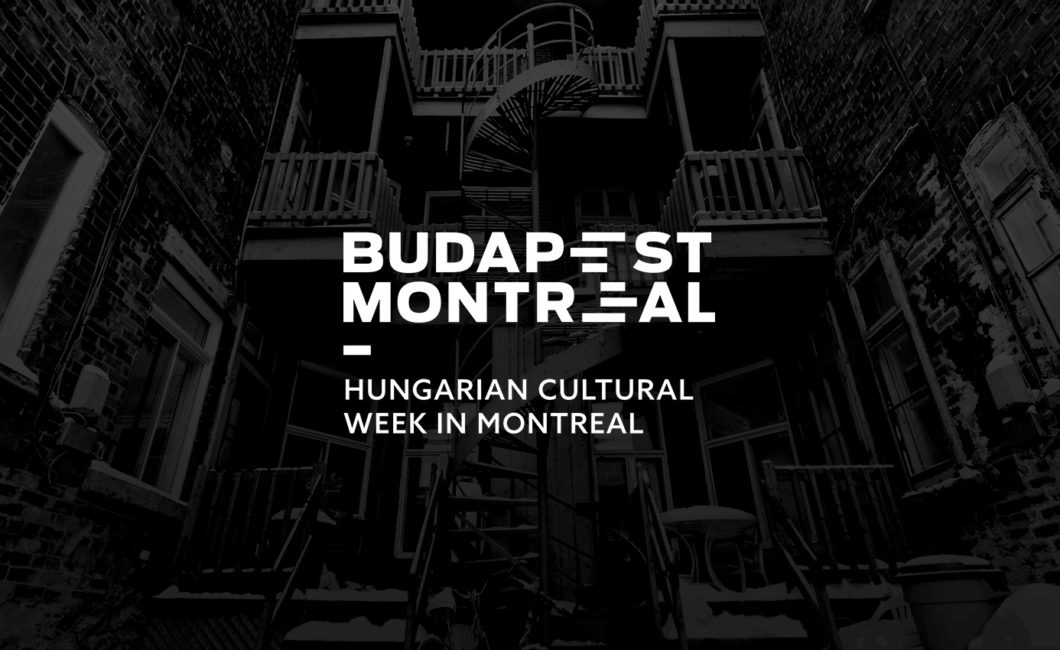 Graphasel Design Studio - BUDAPEST IN MONTREAL - Arculat Online Print