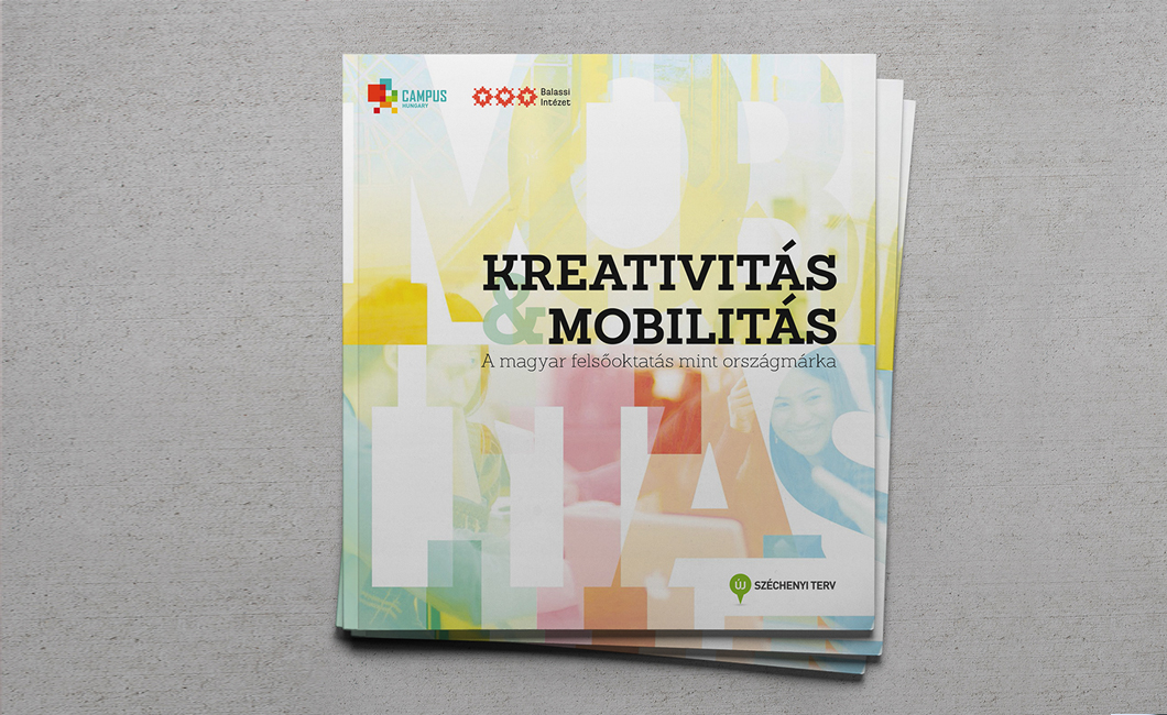 Graphasel Design Studio - Campus Hungary Booklet - Print