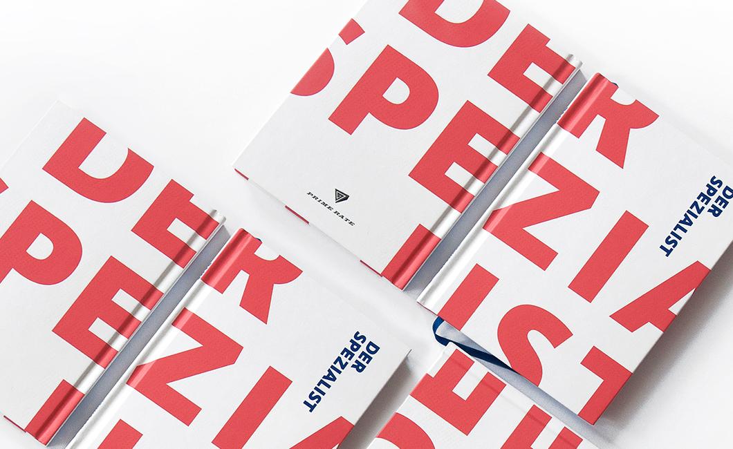 Graphasel Design Studio - Der Spezialist – Naptár - Print