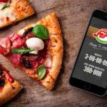 Pizza Forte applikáció és web design