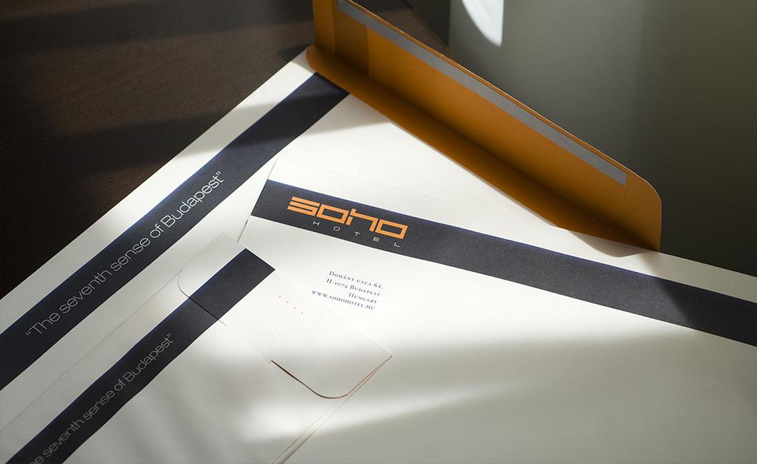 Graphasel Design Studio - Soho Hotel Arculat - Arculat Print
