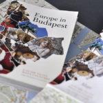 Europe in Budapest című könyv
