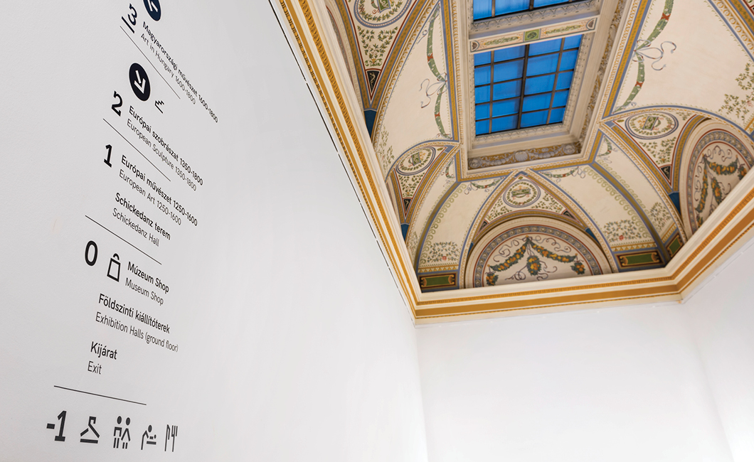 Graphasel Design Studio - Két múzeum, egy arculat - Enteriőr Navigáció Print